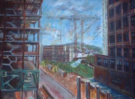 Canary Wharf Growing
